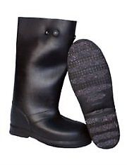 """TREDS 14854 Super Tough 12"""" Pull-On Stretch Rubber Overboots XX-Large (One Pair)"""