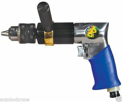 Astro Pneumatic 527C 1/2-Inch Extra Heavy Duty Reversible Air Drill