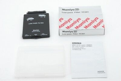 [NEW !!] Mamiya Low Pass Filter YC301 for Mamiya ZD Digital Camera from JAPAN