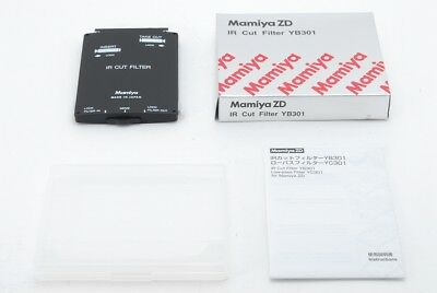 [NEW !!] Mamiya IR Cut Filter YB301 for Mamiya ZD Digital Camera from JAPAN