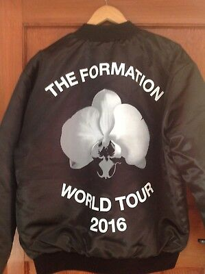 Beyonce The Formation Tour Jacket.