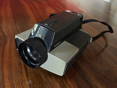 Kodak XL 10 Super 8mm Camera Vintage film retro movie Cine