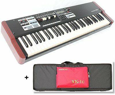 HAMMOND new XK-1c Orgel_61 Waterfall Keys_LESLIE pro_Tone Wheels_VOX_NEU_BAG*