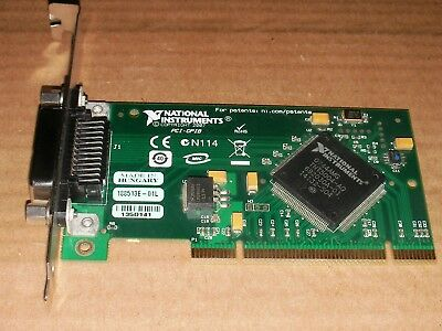 National Instruments Controller For PCI Express PCI-GPIB 188513E-01L