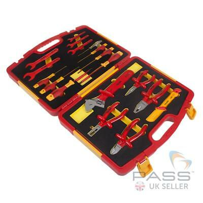 TestSafe 18 Piece Insulated Tool Set