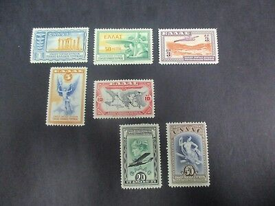 World Stamps: Greece Set Mint  - Great Item  (A80)