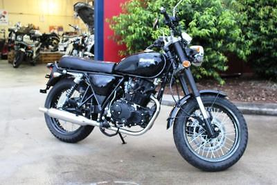 Brand New Mercury 250. Sol Invictus Motorcycle Co. Not a Braaap ST250