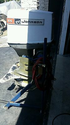 Johnson 65hp outboard boat motor parts