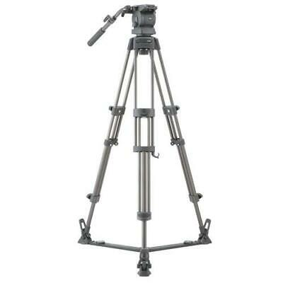 Libec RS-250D Tripod System, Includes Head, Floor Spreader and Case