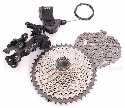 2017 Shimano 4pcs Deore XT M8000 11-speed Drivetrain Group Groupset