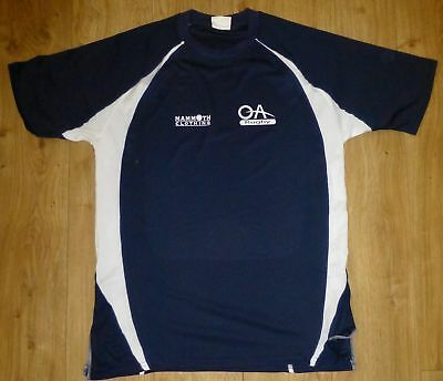 Xl Leicester Tigers Cotton Traders Player Issue Training