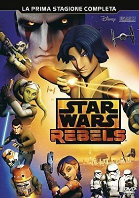 Star Wars - Rebels - Stagione 01  3 Dvd  Cofanetto