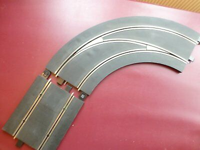 Scalextric Digital 1:32 Track C7008 Lane Changing Curve Right Hand Out To In