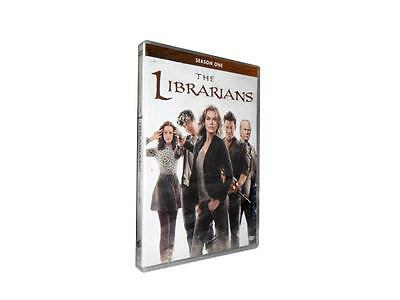 The Librarians: Complete First Season 1 (DVD, 2016, 3-Disc Set)