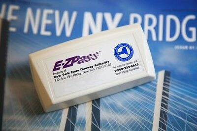EZPass ON-THE-GO $25 PRE-LOADED!! EZPass Transponder, EZ-Pass Tag, Toll By Mail
