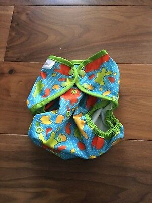 Waterproof Onesize Nappy Cover Poppers