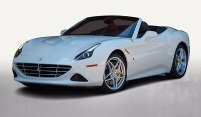 2016 Ferrari California T 2016 Ferrari California T  - White - Excellent Condition - Only 2,500 miles!!