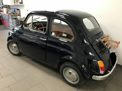 Fiat 500F collection 1967
