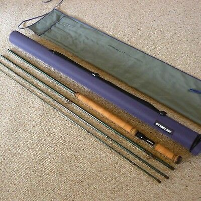 GUIDELINE LXi 13ft 9 inch Double Handed Salmon Rod - scandi: 40-34 gv/615-660