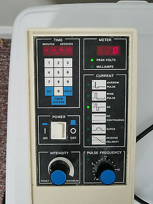 Mettler Sys Stim 206 Works Great! Free Shipping!