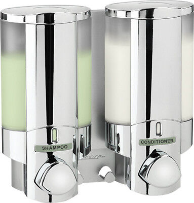trio 3 fach seifenspender chrom soap dispenser wandmontage eur 36 00 picclick de. Black Bedroom Furniture Sets. Home Design Ideas