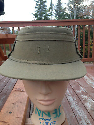 1950s CANADIAN WOMENS ARMY CORP CAP