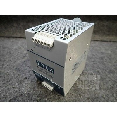 EGS Electrical Group SDN16-12-100P Sola Heavy Duty DC Power Supply, 12V, 16A