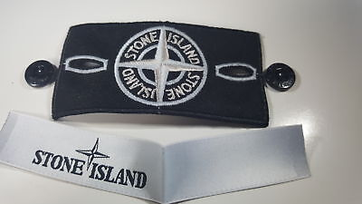 new stone island replacement glow in the dark replacment badge set with buttons