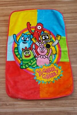 Yo Gabba Gabba Throw Blanket