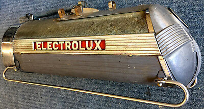 Vintage Electrolux Vacuum Cleaner, m.30 or XXX was made during the 40th. WORKS!