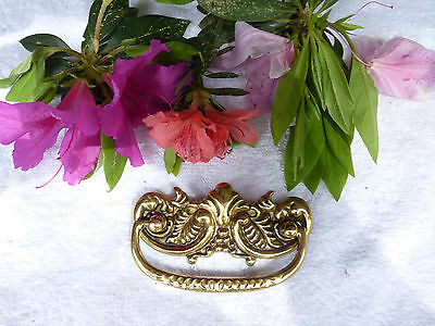 Lovely brass drawer pull