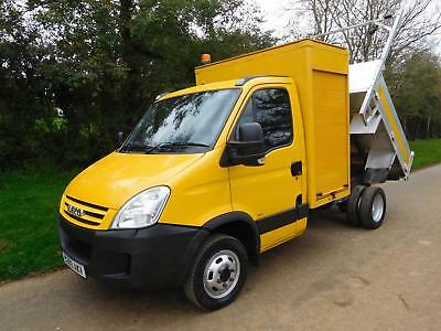 2009 Iveco Daily 35C12 2.3 Turbo Diesel 120 [Euro 4] Mwb Tipper