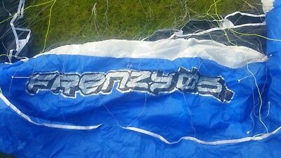 Ozone frenzy 05 4m power kite