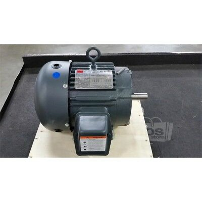 Dayton 2MXU4A General Purpose Motor 3HP CW/CCW 208-230/460V 1760RPM*