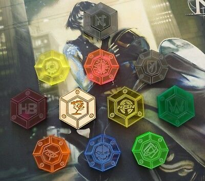 Click Trackers for Android: Netrunner