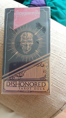 Tarot cards Dishonored playing and Divinatory cards