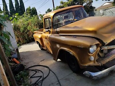 1957 Chevrolet Other Pickups  1957 Chevy stepside pickup