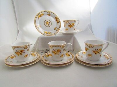 "SPODE "" AUSTEN ""  PATTERN 12 x PIECE TEA SET"