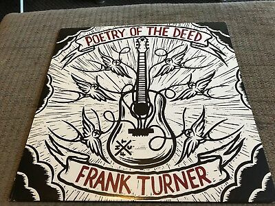 Frank Turner Poetry Of The Deed Vinyl