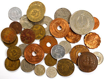 African Coin Lot - Over 30 Coins!