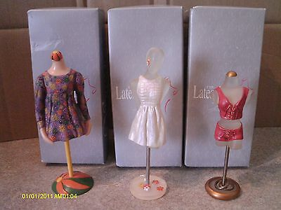The Latest Thing (Stacy Bayne) Style Sensations models x 3  SUMMER OF LOVE