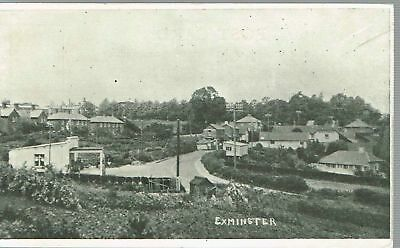 Exminster Old Postcard