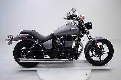 2016 Triumph Speedmaster  2016 Triumph Speedmaster   Still Under Factory Warranty !!! Cool Mat Finish !!!