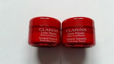2 x Clarins Instant Smooth Perfecting Touch 4ml, brand new, unopened.