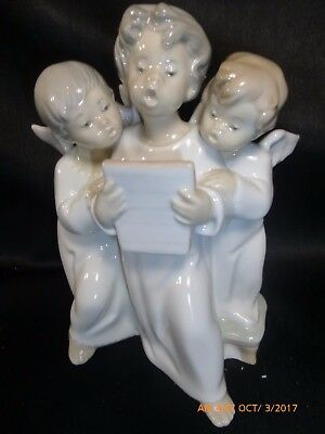 Lladro - Angel Group #4542 - Mint
