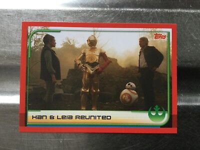Journey To Star Wars: The Last Jedi Trading Cards Individual Card No.20