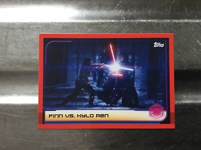 Journey To Star Wars: The Last Jedi Trading Cards Individual Card No.27