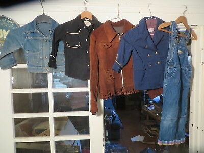 Amazing lot of Children's vintage 40's-50's Western Wear   Must see!