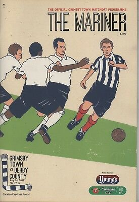 17/18 Grimsby Town v Derby County