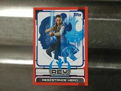 Journey To Star Wars: The Last Jedi Trading Cards Individual Card No.40